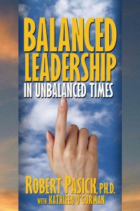 Book Cover: Balanced Leadership in Unbalanced Times