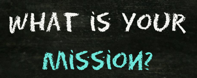 Draft a Personal Mission Statement