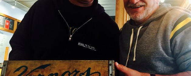 Dr. Rob: Tommy York Gifting Rob a Treasured Detroit Memory