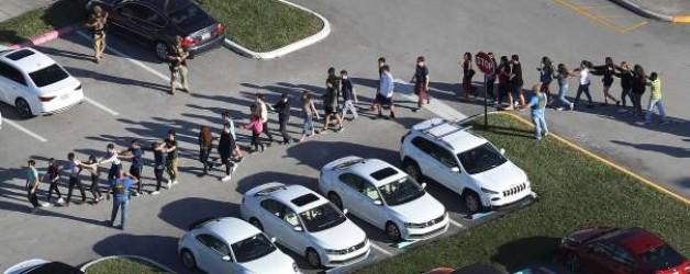 Tragedy in Parkland, FL
