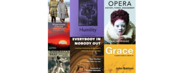 7 Ann Arbor Authors on Books for the Holidays