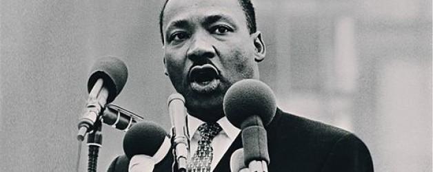 To Celebrate MLK's Birthday